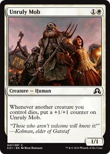 Unruly Mob [SOI]