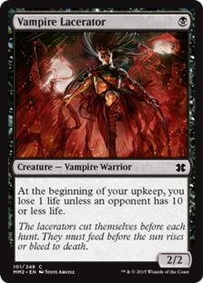 Vampire Lacerator [MM2]