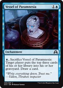 Vessel of Paramnesia [SOI]
