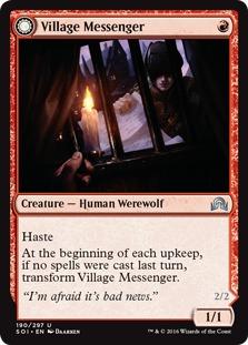Village Messenger [SOI]