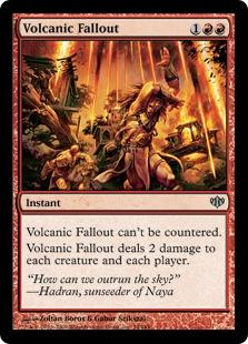 Volcanic Fallout [CON]