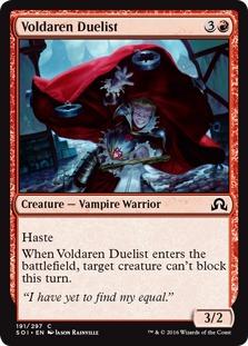 Voldaren Duelist [SOI]