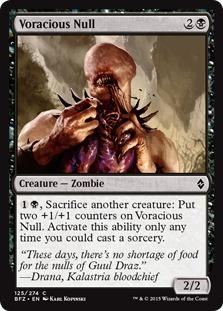 Voracious Null [BFZ]