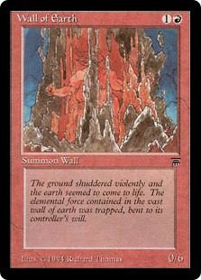 Wall of Earth [LEG]