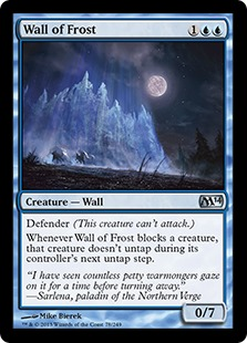 Wall of Frost [M14]