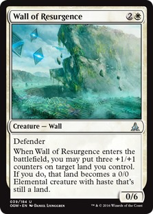Wall of Resurgence [OGW]