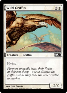 Wild Griffin [M11]