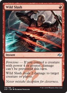 Wild Slash [FRF]