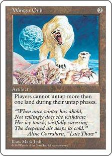 Winter Orb [5ED]