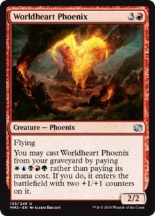 Worldheart Phoenix [MM2]
