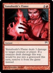 Yamabushi's Flame [CHK]