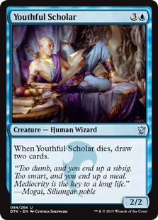 Youthful Scholar [DTK]
