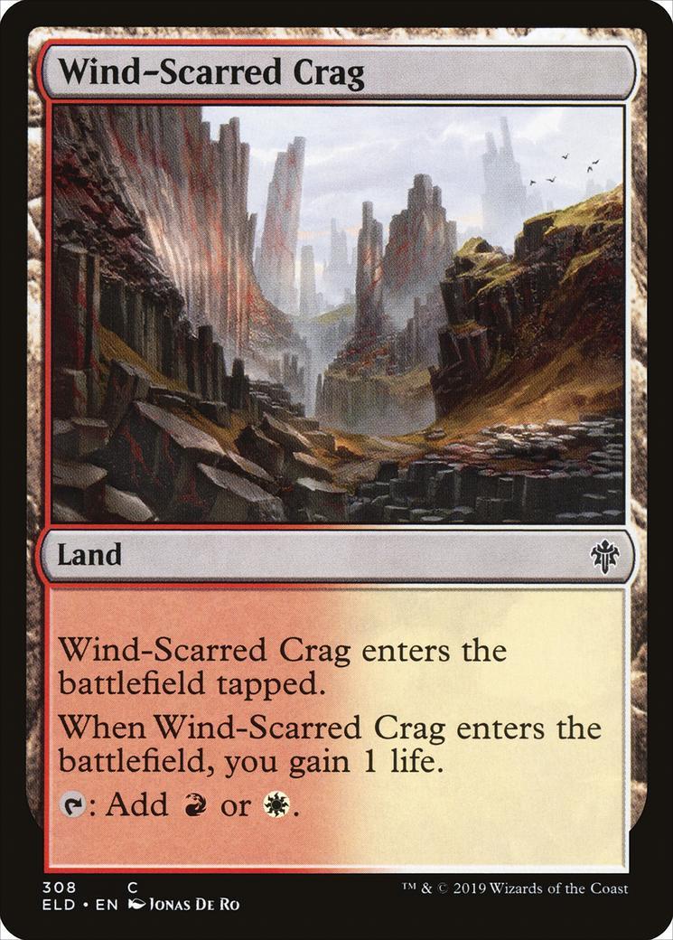 Wind-Scarred Crag [ELD]