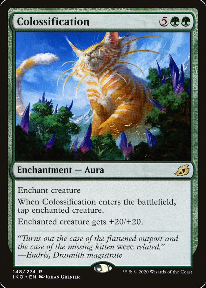 Colossification [IKO]