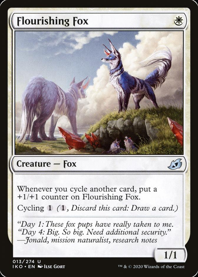 Flourishing Fox [IKO]