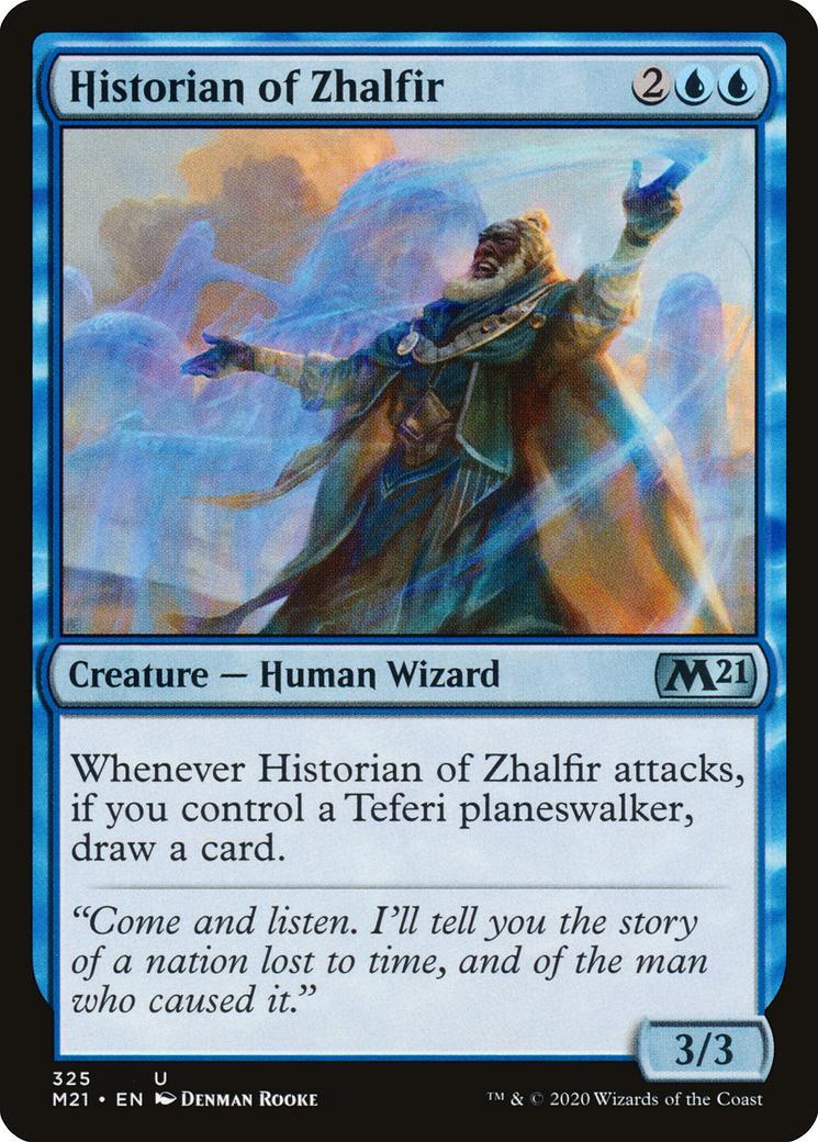 Historian of Zhalfir [M21]