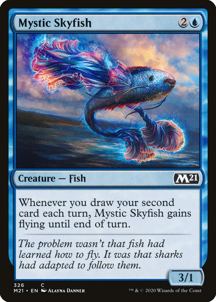 Mystic Skyfish [M21]