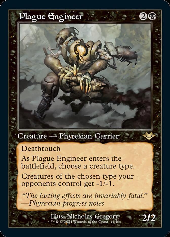 Plague Engineer <retro> [MH2] (FE)
