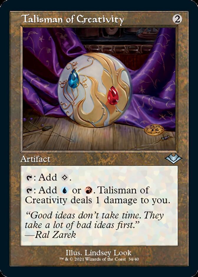 Talisman of Creativity <retro> [MH2] (F)