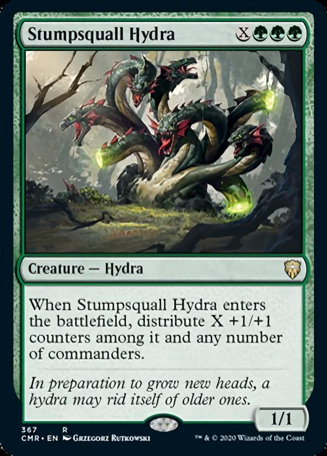 Stumpsquall Hydra <Precon> [CMR]