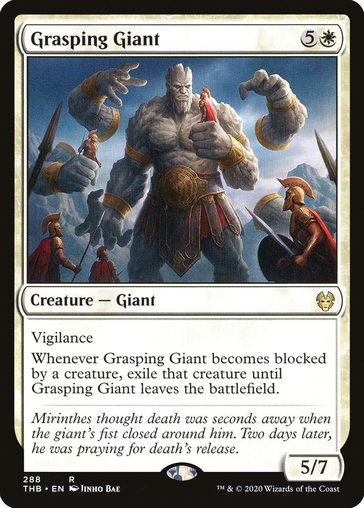 Grasping Giant [THB]