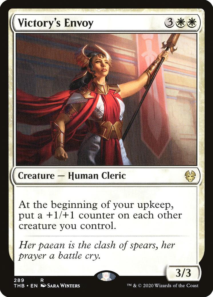 Victory's Envoy [THB]