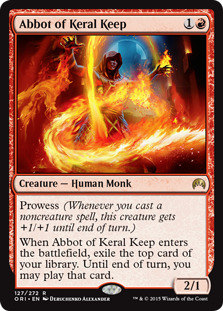 Abbot of Keral Keep