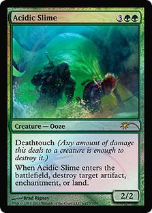 Acidic Slime [PRM-FNM] (F)
