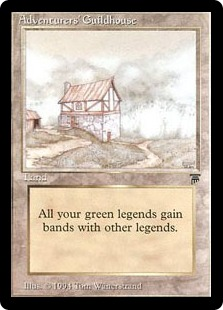 Adventurers' Guildhouse