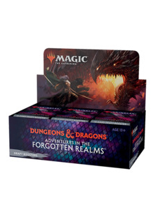 Adventures in the Forgotten Realms Draft Booster Box