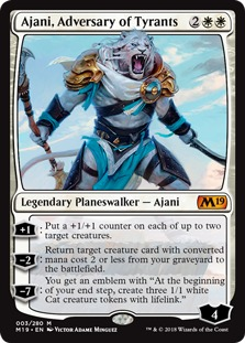 Mono-White Aggro Deck for Magic: the Gathering