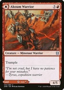 Akoum Warrior