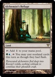 Alchemist's Refuge