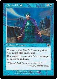 Alexi's Cloak [PR]