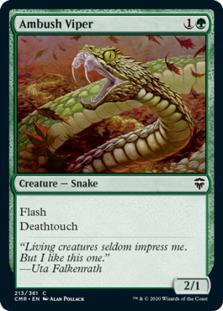 Ambush Viper [CMR] (F)