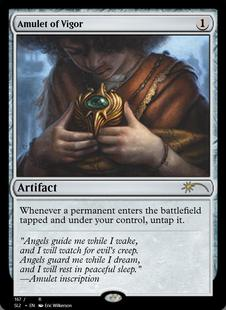 Amulet of Vigor [SL2] (F)