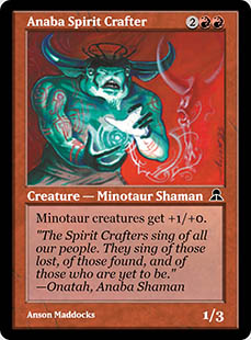 Anaba Spirit Crafter