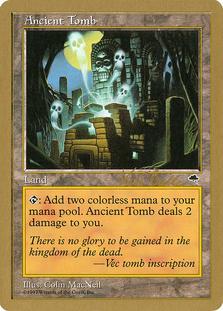 Ancient Tomb <Kai Budde> [WC99]