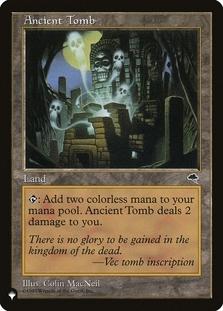 Ancient Tomb [PLIST]