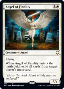 Angel of Finality [KHC]
