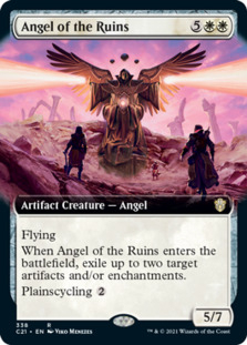 Angel of the Ruins <extended> [C21]