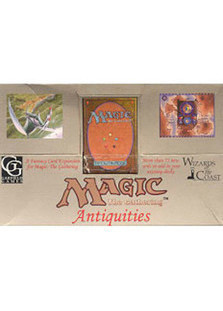 Antiquities Booster Box
