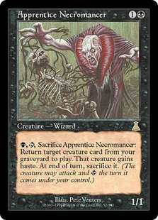 Apprentice Necromancer [UD] (F)