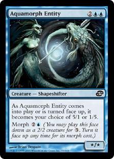 Aquamorph Entity