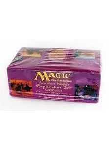 Arabian Nights Booster Box
