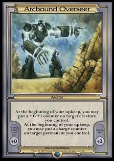 Arcbound Overseer Avatar, Vanguard (VAN) Price History