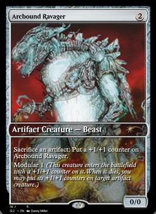 Arcbound Ravager [SL2]