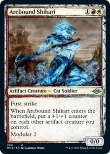 Arcbound Shikari <showcase> [MH2]