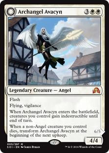 Archangel Avacyn