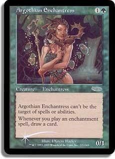 Argothian Enchantress [PRM-JUD] (F)